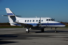 C-GCCN (Steelhead 2010) Tags: jetstream bae j31 starlink creg cgccn