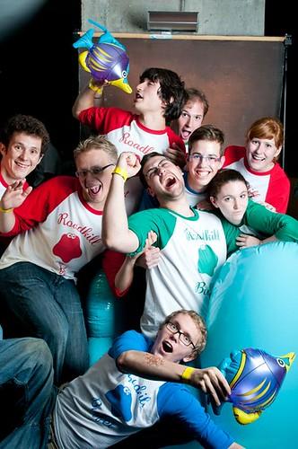 Freshmen Photobooth: Roadkill Buffet