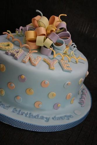 Danye's cake