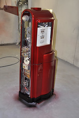 """1941 Wayne 100R Sidearm Gas Pump Converted To A Soda Fountain • <a style=""""font-size:0.8em;"""" href=""""http://www.flickr.com/photos/85572005@N00/5095085100/"""" target=""""_blank"""">View on Flickr</a>"""