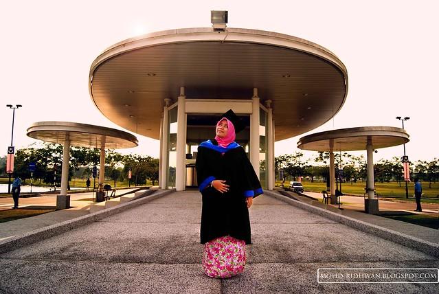 Kak Wani Convocation Day