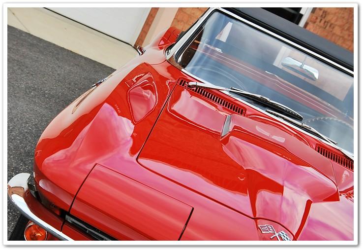 DJM: 67' Vette Stingray
