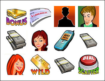 free Reel Deal slot game symbols