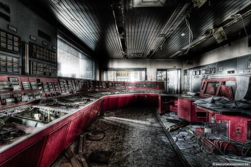 Controle room