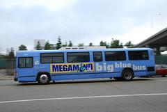 Big Blue Bus (So Cal Metro) Tags: bus classic nova la losangeles metro santamonica transit mci bigbluebus smmbl novabus