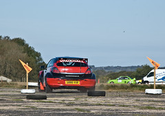 Vauxhall Astra Prima Stages Smeatharpe 2010 (Alastair Cummins) Tags: cars ford car stage rally stages subaru prima mitsubishi peugeot astra airfield vauxhall 2010 btcc rallying smeatharpe