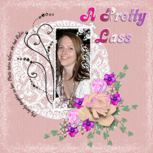 A Pretty Lass