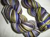 Claudia's Hand Painted Yarn - Zebra
