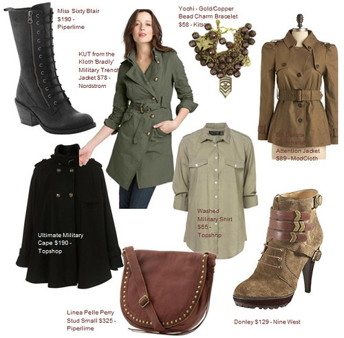 military trend  2