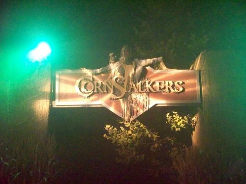 Cedar Point - CornStalkers