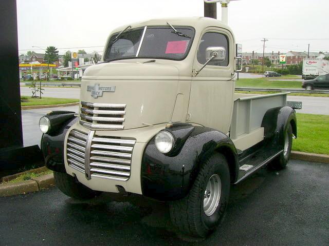 truck pickup hotrod gmc 1941 coe carshow dundalkmd thompsonchryslerjeepdodge
