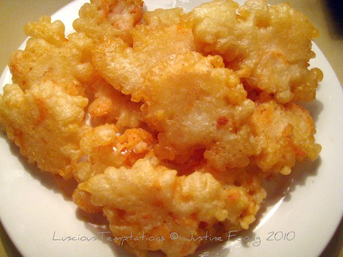 Prawn Tempura - Weeknight Dinner