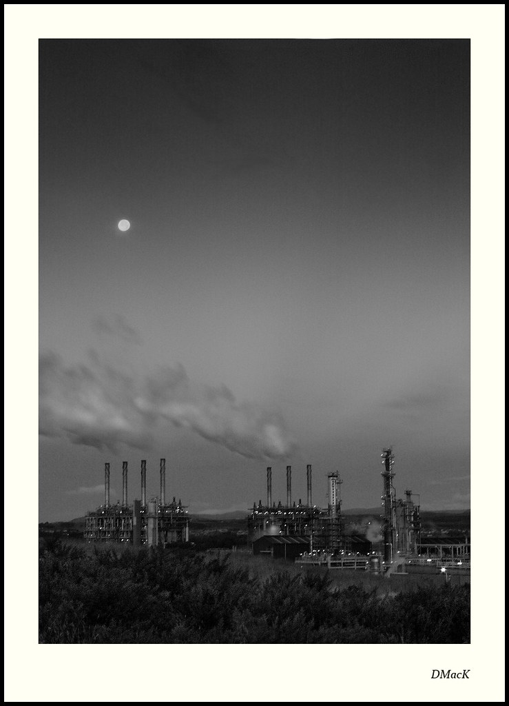 Mossmorran Moon