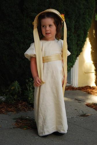 Penelope as Elizabeth Bennet