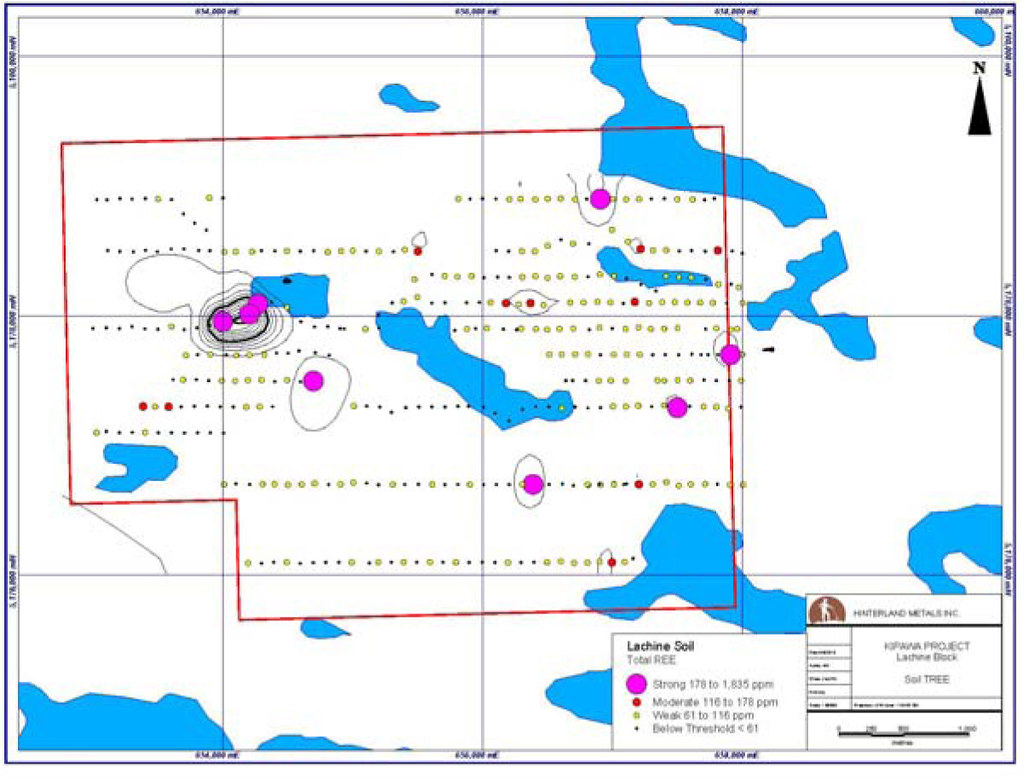Kipawa Map 1