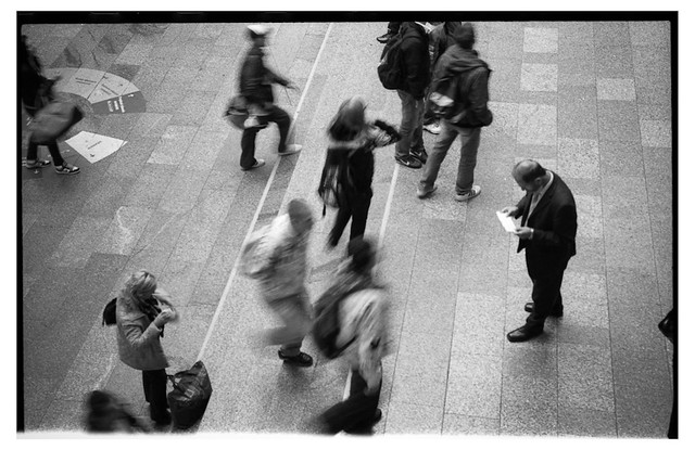 5123529245 f98320a83e z 12 Inspirational Examples of Street Photography Shot with Film