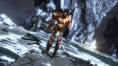God of War: Ghost of Sparta - Deimos in God of War III