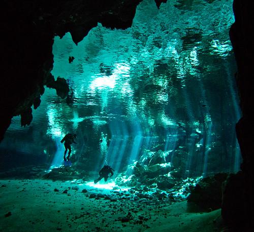 Cenote Dos Ojos 07