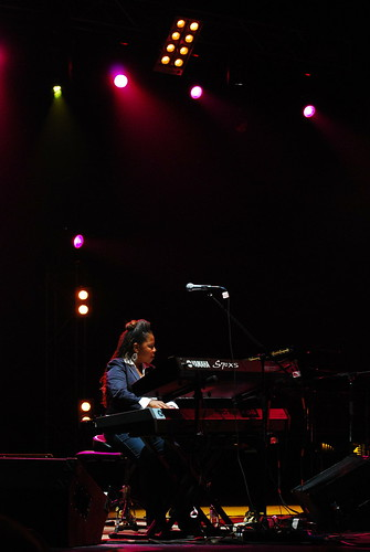 Patrice Rushen. Jazz In Kiev 2010.