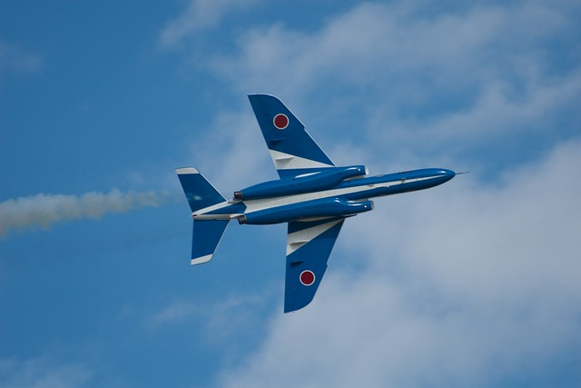 JASDF Blue Impulse T-4