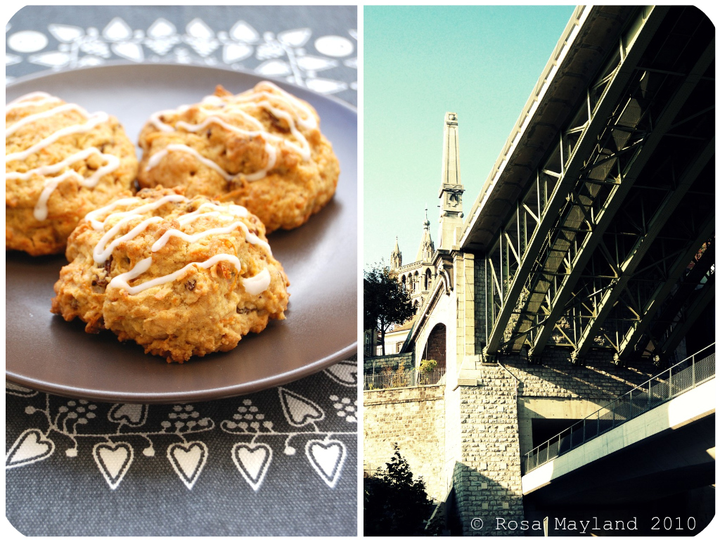 Carrot Cookies Picnik collage 2 bis