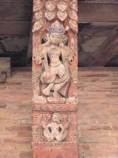 Lajja gauri Patan shrine Nepal Malla 16/17c
