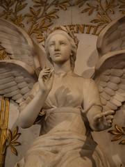 Sapientia (miltonmic) Tags: france angel catholic basilica knowledge wisdom winged église fourvière rhonealpes e510 sapientia neobyzantine basiliquenotredamedefourvière olympuse510 miltonmic 1260mmf284 lyon01