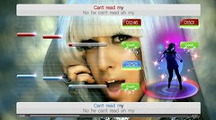 SingStar Dance for PS3 and PlayStation Move Lady Gaga_Poker Face