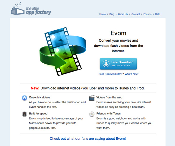 Download Evom