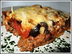 Mexican Casserole (close up)