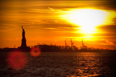 New York in Silhouette