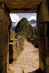 Window to Machu Picchu