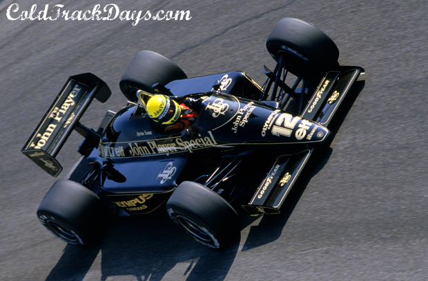 NEWS // LOTUS TO REVIVE FAMOUS JPS LIVERY