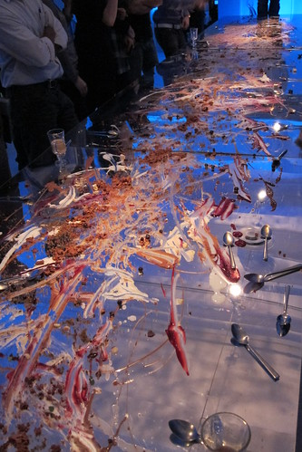 Alinea West: Course 9 - Dessert, The Aftermath