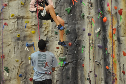 Stone Summit Climbing and Fitness Center