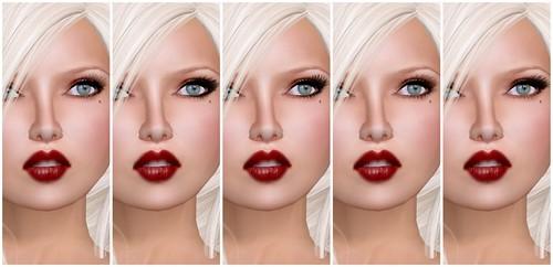 Mozz tattoo eyelashes
