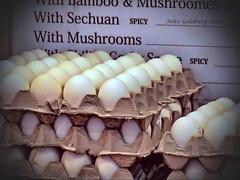 The Texture of Eggs (Mike Goldberg) Tags: picasa fresh eggs topaz mikegoldberg macromondays jerusalemvicinity panasonicfz35 harelmall