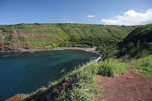 Honokohau Bay - Maui
