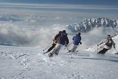 Sulden - zimní dovolená na střeše Jižního Tyrolska
