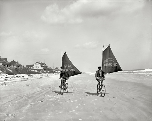 Sail cycling