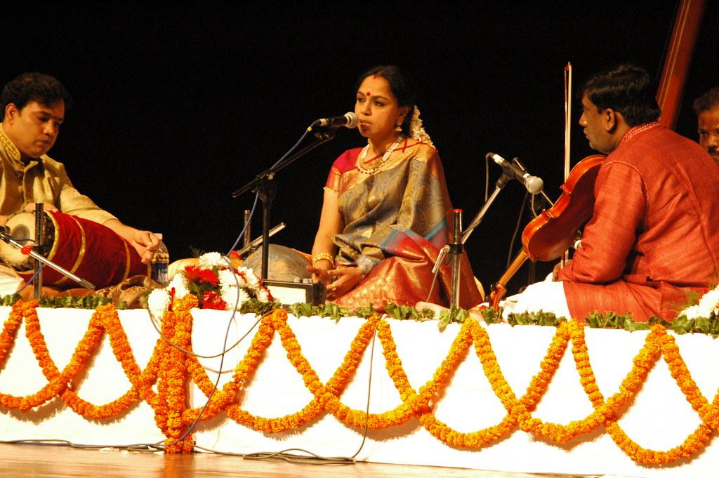 Sudha Raghunathan - carnatic classical