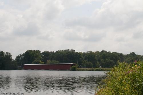 Langley Covered Bridge-Michigan-6