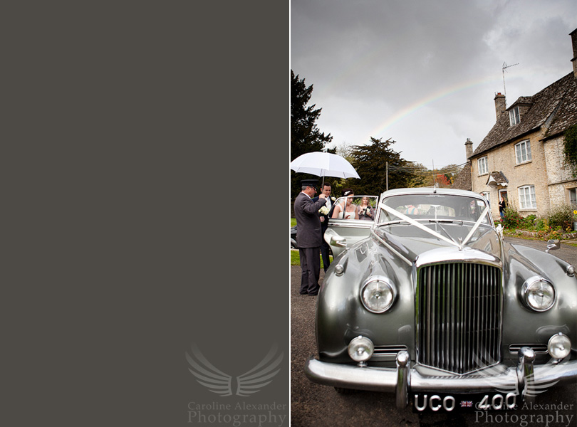 Gloucestershire Wedding Photographer Chedworth Church 14