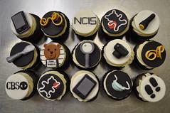 NCIS Cupcakes
