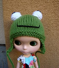 Froggy Hat