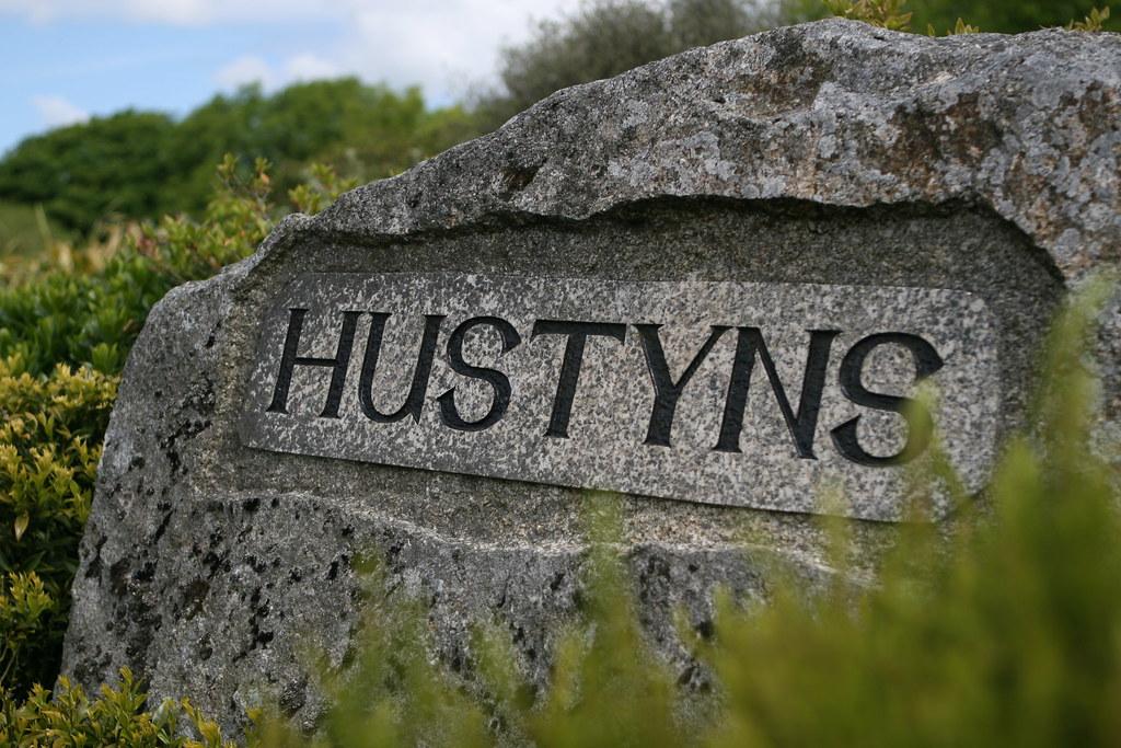 HUSTYNS luxury hotel