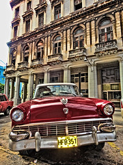 Old Car in Cuba (2).- (ancama_99(toni)) Tags: lahabana ch cuba lahabanavieja vacation urban trip travel photos photography photographic photo old holidaysvacanzeurlaub geotagged color cityscape city vintage urbanscapes urbanas street photoshop layers ciudades cityscapes textures texture texturas history citys antique 2010 coche car carro 25favs 25faves caribbean caribe isla island kuba habana cuban habanavieja havana havane havanna lahavana lahavane oldhavana ancienne auto autoancienne automobile autos cars classic classique clsico coches cotxe historic histricos olds vecchio voiture sony dscw380 sonydscw380 amrica america avana ltytr1