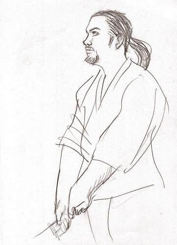 Dibujo Madrid - Kendo