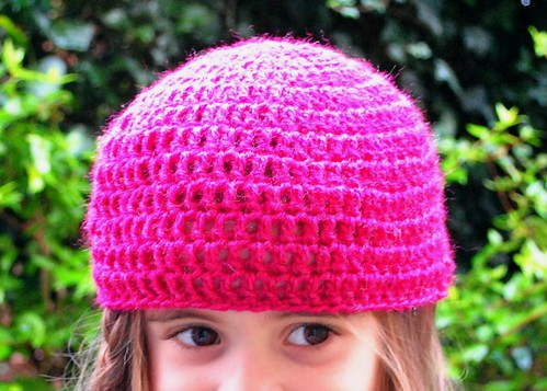 Crochet hat for Lillia