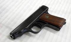 Ortgies 25ACP (Rezz Guns (AZ GUNS-R-US)) Tags: pistol handgun policia 9mm browning hipower ortgies 25acp